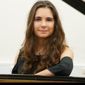 Recital de piano a cargo de Paula Belzunegui